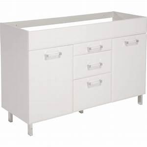 Meuble Sous Evier 120 : beau meuble cuisine sous evier 120 cm et meuble sous evier ~ Nature-et-papiers.com Idées de Décoration