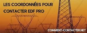 Depannage Edf Pro : comment contacter edf pro simplement comment contacter ~ Premium-room.com Idées de Décoration