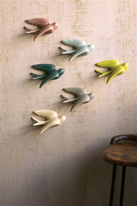 set   ceramic swallows
