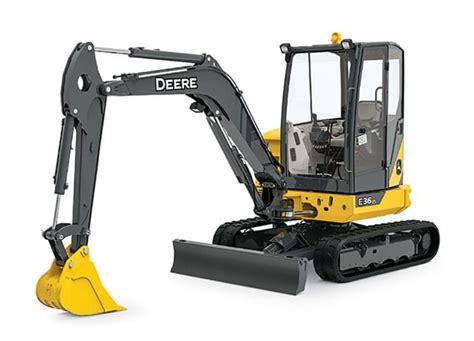 john deere compact excavators mini diggers drummond etheridge