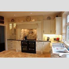 Traditional Cream Kitchen  Hallmark Kitchen Designs