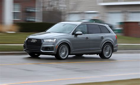 2018 Audi Q7  Interior Review  Car And Driver