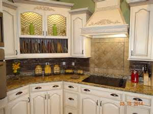 photos of backsplashes in kitchens kitchen backsplash home