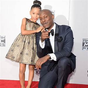 Check Out the 6 Cutest Pics of Tyrese and His Daughter ...