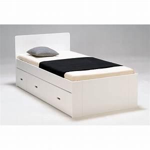 Lit Ikea Avec Tiroir : lit 1 personne simple ~ Mglfilm.com Idées de Décoration