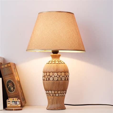 modern ceramic table lamp bedside porcelain lamp living