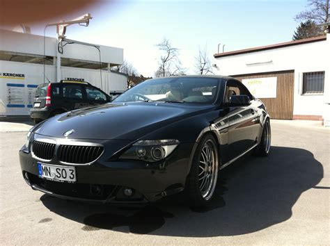 2007 Bmw 630i Cabrio E64 Related Infomationspecifications