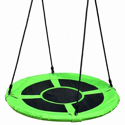 Swing Nest Round Swings Mat 100cm Sensory