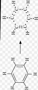 What Is The Lewis Dot Structure C6h6  How Is It Determined