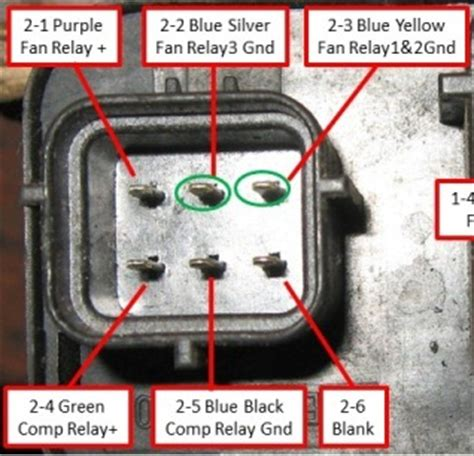 Radiator Fan Manual Switch Techwiki