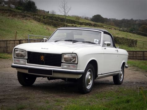 peugeot cars old models peugeot 304s cabriolet our classic cars
