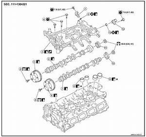 2007 Nissan Sentra 20 Camshaft Position Sensor Location