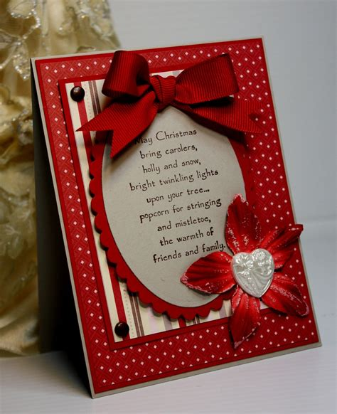 Handmade Christmas Greeting Cards Reactorreadorg
