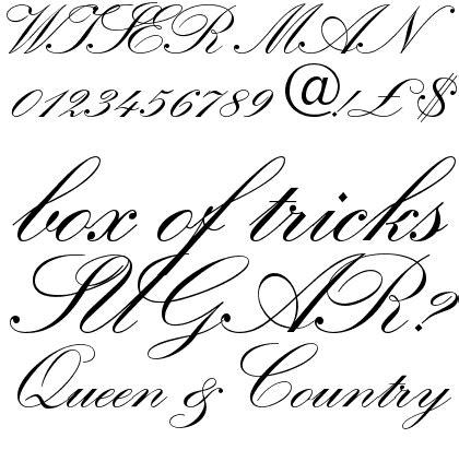 kuenstler script   bold font typecouk