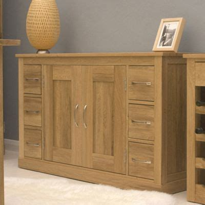 Tesco Sideboards by Buy Baumhaus Mobel Oak 6 Drawer Sideboard From Our