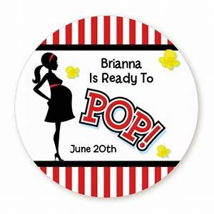 Printable ready to pop labels party invitations ideas for Ready to pop popcorn labels free