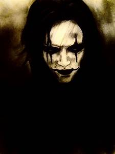 The Crow - Brandon Lee by 93Criiis on DeviantArt