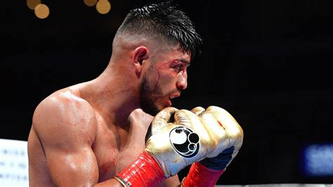 abner mares pulls   feb  title bout