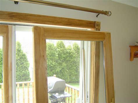 sliding glass door removal