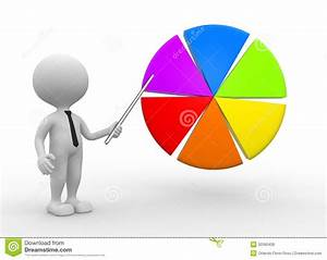 Pie Chart Stock Illustration  Image Of Business  Earn