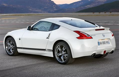 Nissan Updates 2018 370z In Europe Adds Gt Edition To The