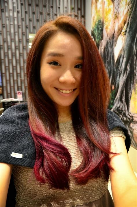 aveda hair coloring  restyle nu sentral silly epiphany