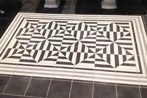 étanchéité Salle De Bain : sol avec un tapis en carocim dans une salle de bain ~ Dailycaller-alerts.com Idées de Décoration