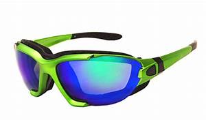 Neon Colored Frame Motorcycle Glasses