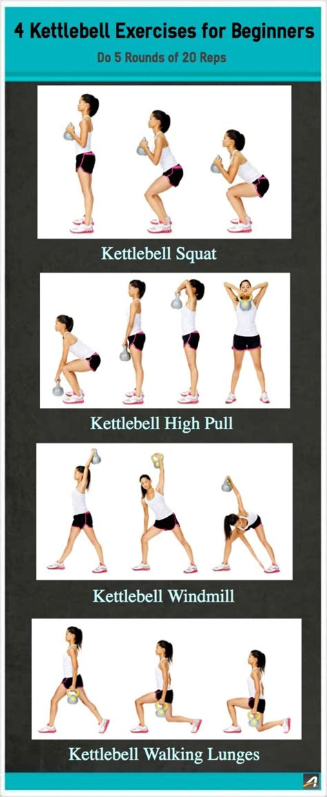 exercises kettlebell beginners workout beginner body workouts exercise upper kettlebells fitness moves health kettle weight bell core legs easy strength