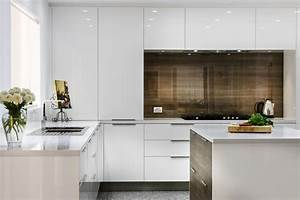 Seamless modern kitchen style - Completehome