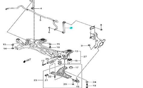 Chevy Aveo Suspension Diagram Auto Parts Catalog