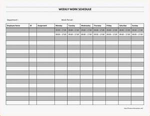 excel employee schedule template and free monthly employee With weekly itinerary template excel
