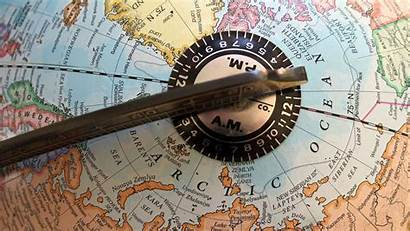 Travel Map Globe 4k Background Laptop Ultra