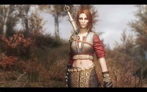 Witcher 3 Female Armors at Skyrim Nexus - mods and community