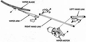 maintenance what is this part called motor vehicle With tundra wiper motor replacement motor repalcement parts and diagram