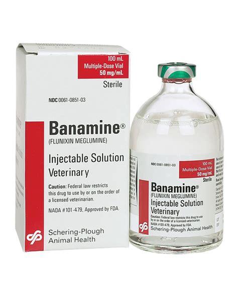 banamine injectable horses farmvet site pain animal pinit