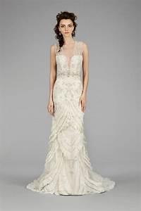 the latest lazaro wedding dresses modwedding With lazaro discount wedding dress