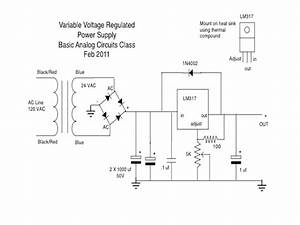 24v 10 Amp Variable Circuit