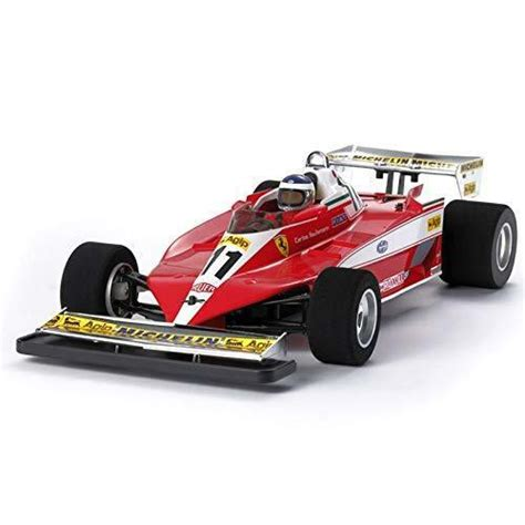 The ferrari 312t3 made its racing debut in the 1978 south african grand prix. TAMIYA 1/10 RC Car Ferrari 312T3 F104W Chassis on-road Kit 47374 EMS w/ Tracking | eBay