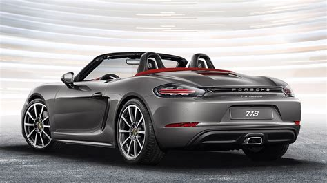 Porsche 718 Hd Picture by 2017 Porsche 718 Boxster Wallpapers Hd Images Wsupercars