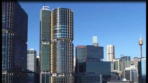 Welcome to KPMG's agile office at Barangaroo - YouTube