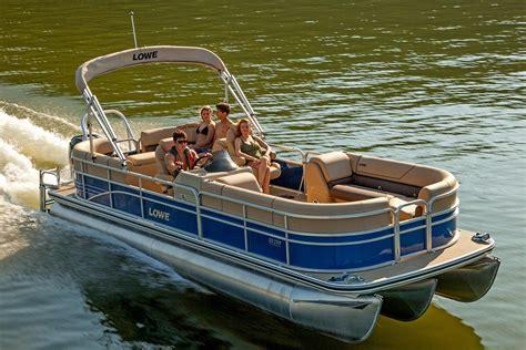 Pontoon Boat Dealers Near Me by 2017 New Lowe Pontoon Boat For Sale Winslow Me