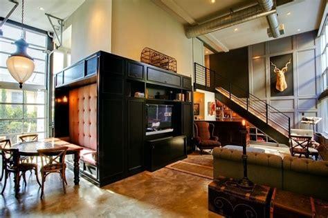 small space bathroom designs retro interior design with industrial touch in a chic la
