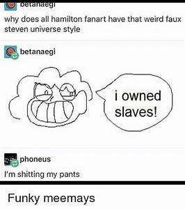 Petanaegi Why Does All Hamilton Fanart Have That Weird ...