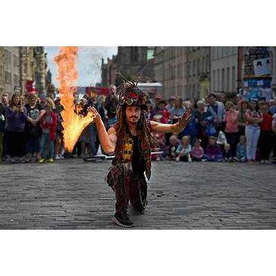 Edinburgh Fringe bigger than ever as it celebrates 70th
