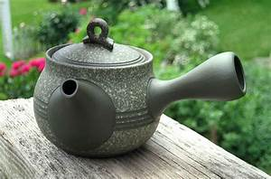 Kyusu The Japanese Teapot The Art Of Japanese Green Tea