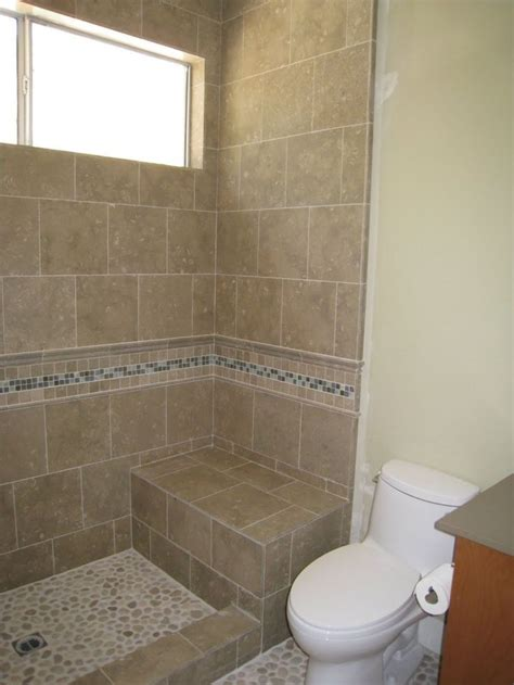 bathroom shower stall designs 17 best images about tile shower ideas on