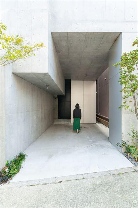 Tree Ness House In Tokio by Tree Ness House In Tokio Beton Wohnen Efh Baunetz Wissen