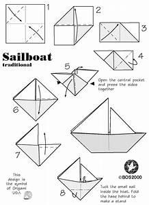 Origami Bateau à Voile : dka 2 na origami itp ~ Dode.kayakingforconservation.com Idées de Décoration