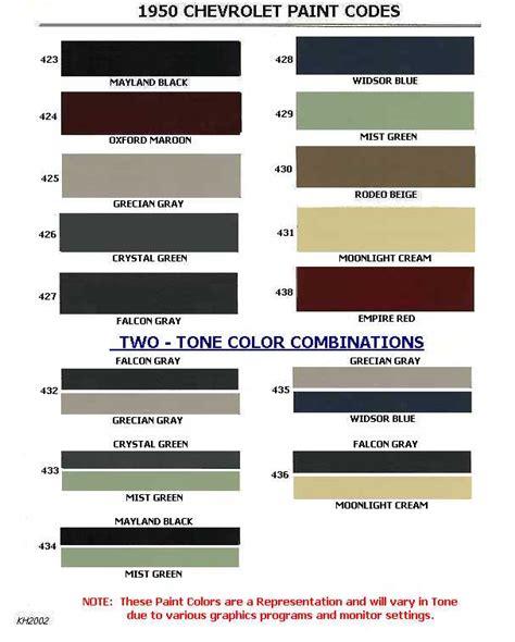 chevy interior paint color code auto paint codes auto paint colors codes car paint